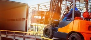 Forklift driver nightshift