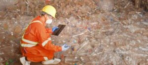 Night shift quality controller recycling center