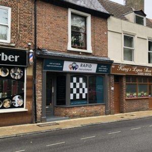 Rapid Recruitments Kings Lynn, Norfolk office